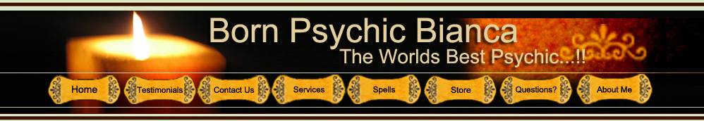 Free Psychic Reading, Born Psychic Bianca